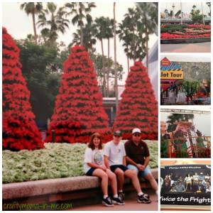 epcot mgm collage