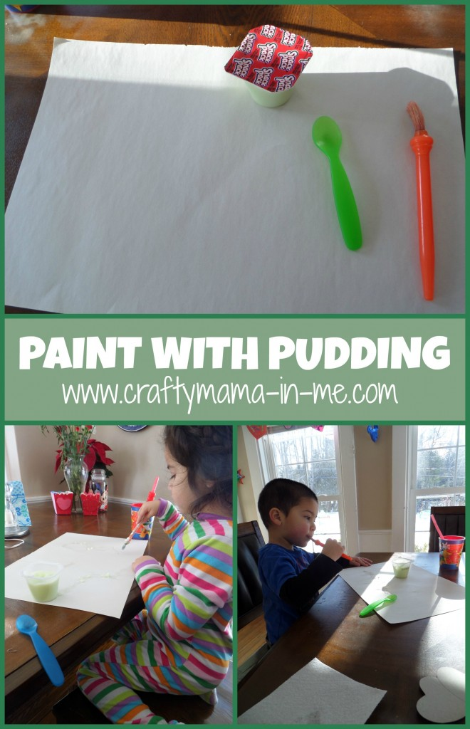 Paint with Pudding