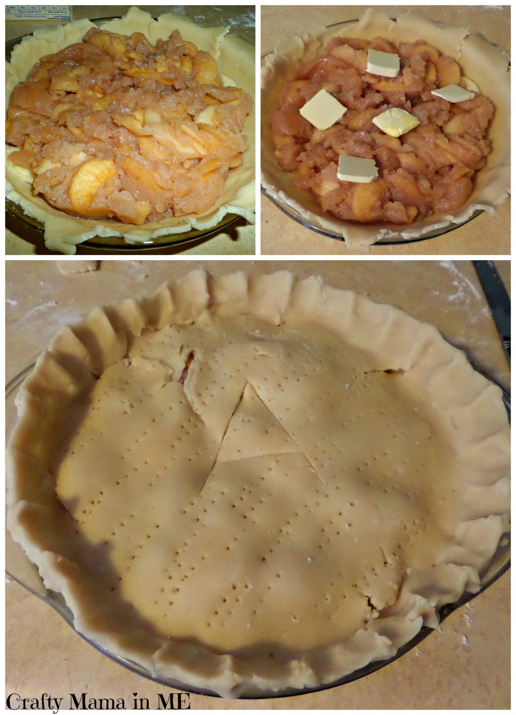 Apple Pie & Cinnamon Things
