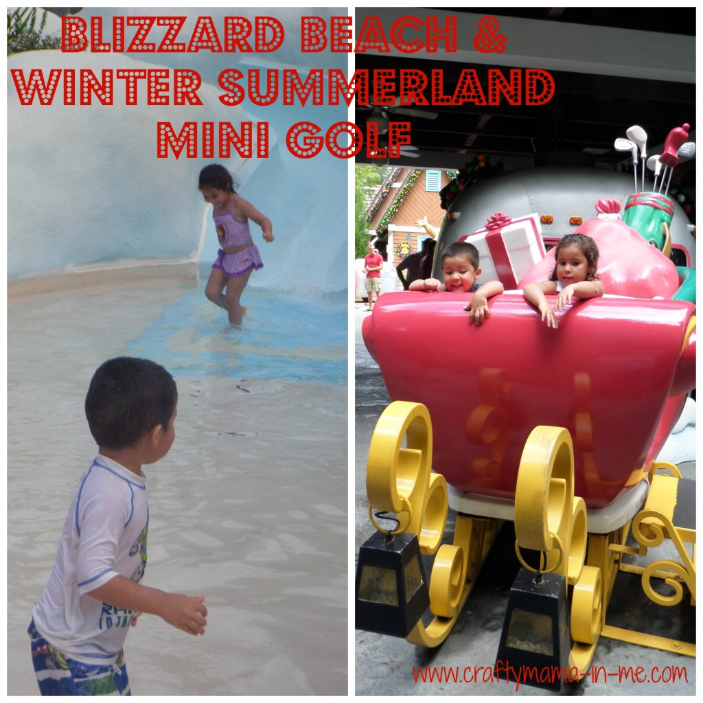 Blizzard Beach & Winter Summerland
