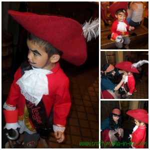 The Pirate's League at Magic Kingdom