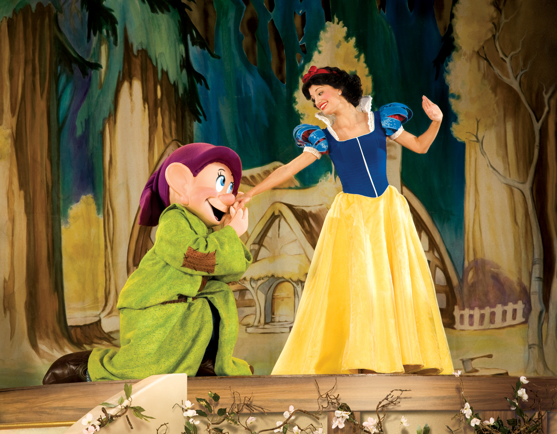Disney Live! Three Classic Fairy Tales