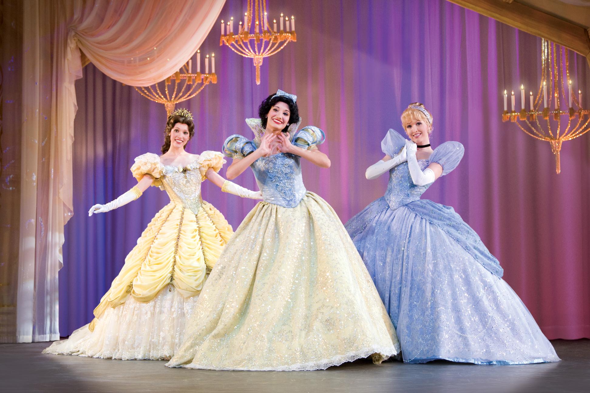 Disney Live! Three Classic Fairy Tales