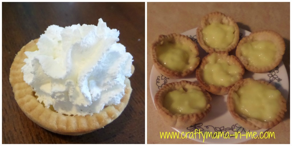 Kids in the Kitchen: Easy Lemon Tarts