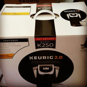 Keurig 2.0 K200 Brewing System Review