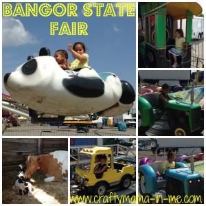 Bangor State Fair Giveaway