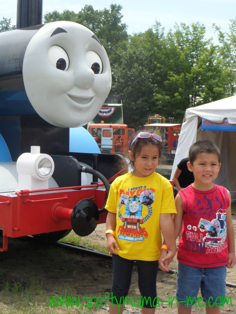 Day Out with Thomas - The Celebration Tour Review