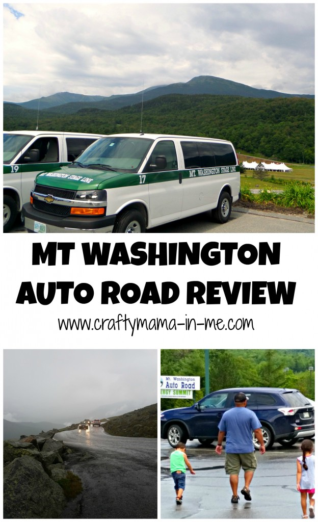 Mt Washington Auto Road Review