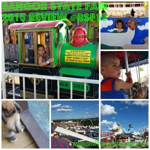 Bangor State Fair 2015 Review #BSF15