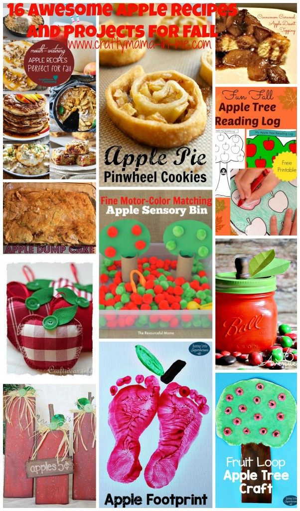16 Awesome Apple Recipes and Projects for Fall