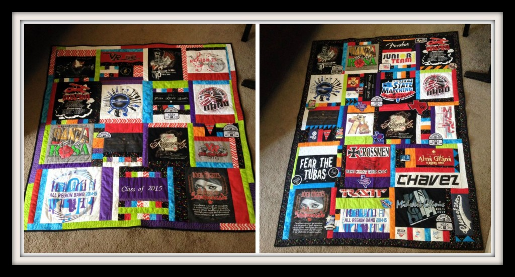 A Day in the Life...T-Shirt Quilts