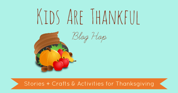 We Are Thankful Blog Hop
