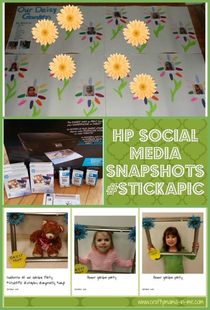 HP Social Media Snapshots #StickAPic