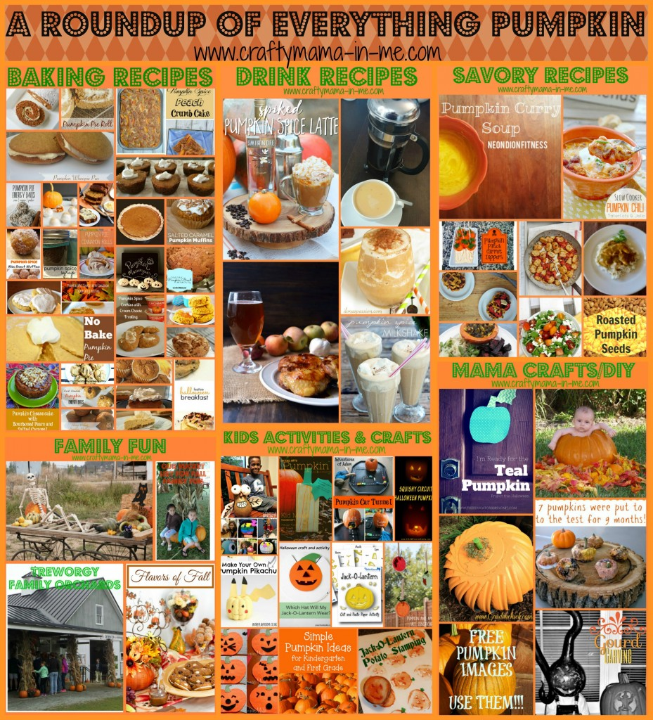 A Roundup of Everything Pumpkin