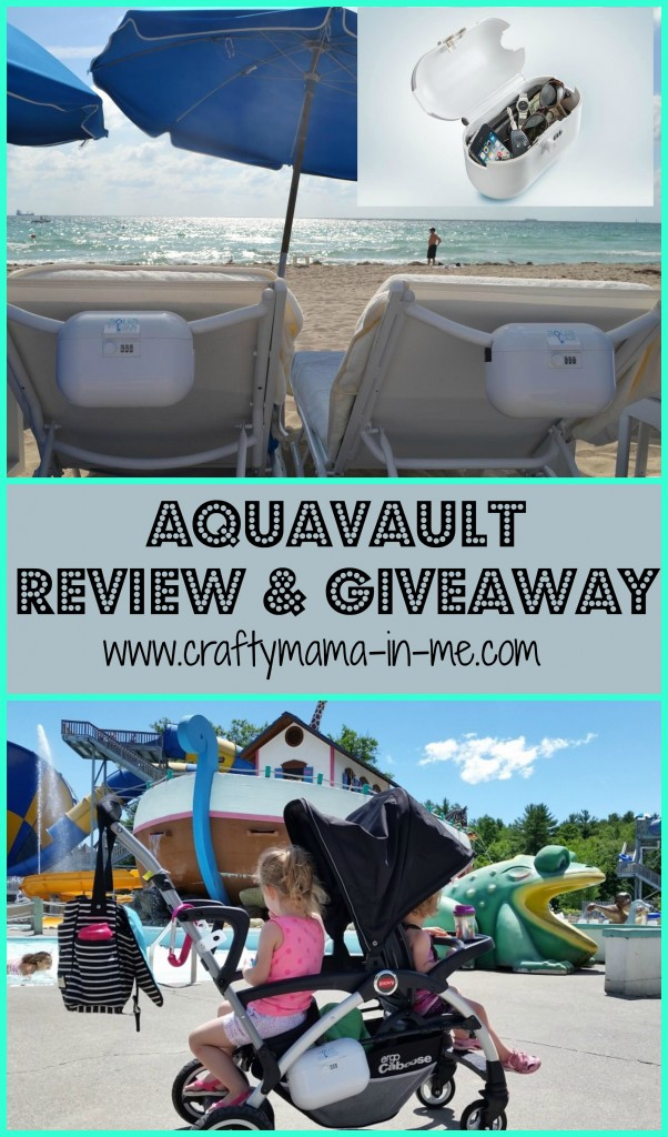 AquaVault Review and Giveaway