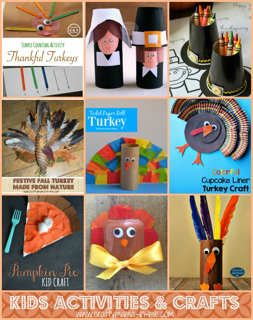 We are Thankful - Thanksgiving Themed Roundup