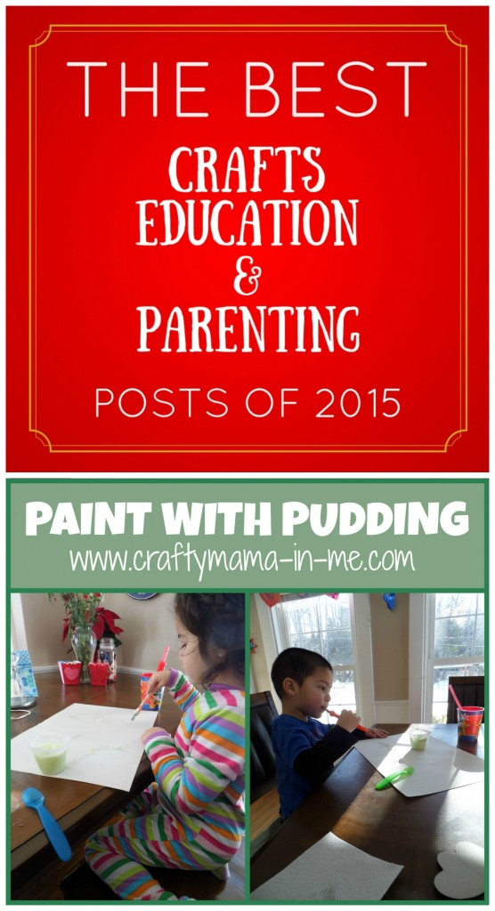The Best Crafts, Education & Parenting Posts of 2015