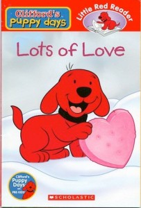 Kindergarten Valentine's Day Reading List and Activity