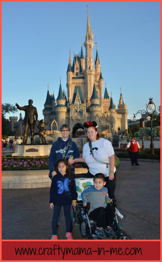 10 Travel Tips with Toddlers at Magic Kingdom