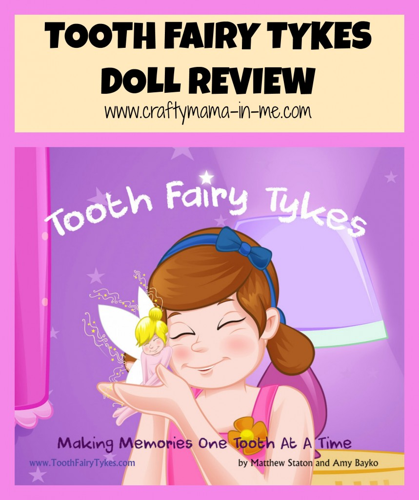 Tooth Fairy Tykes Doll Review