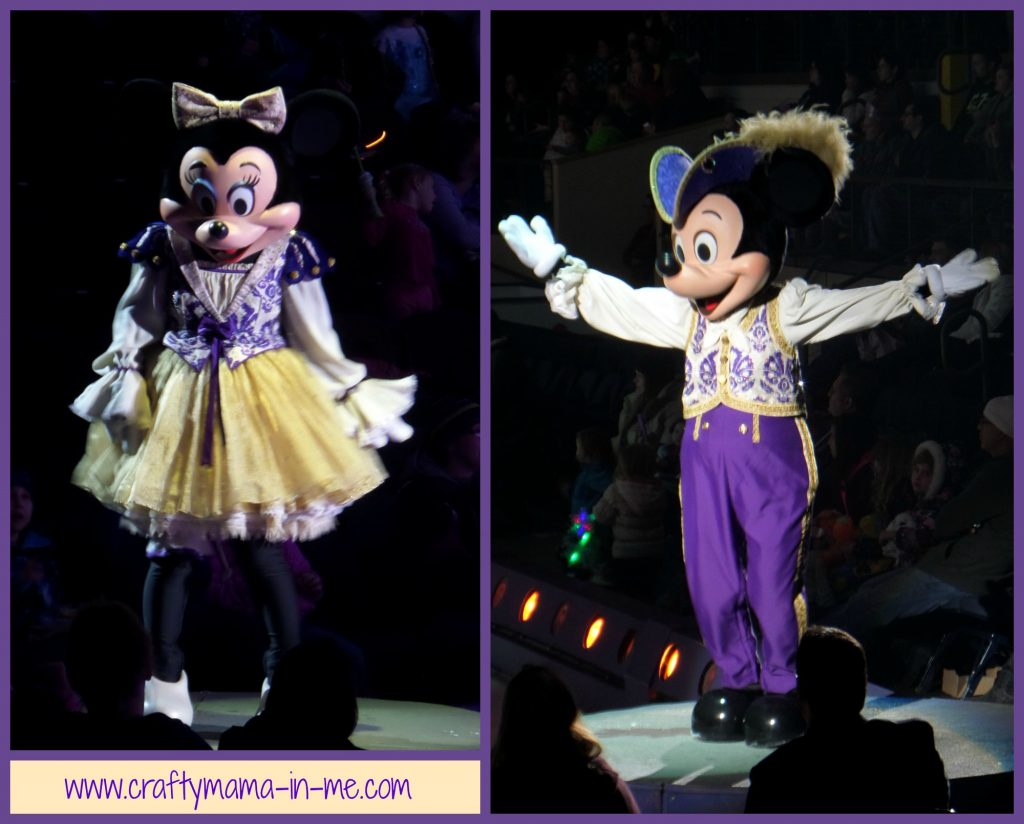 Disney on Ice presents Treasure Trove Review