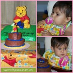 Whimsical Winnie the Pooh Kids Birthday Party