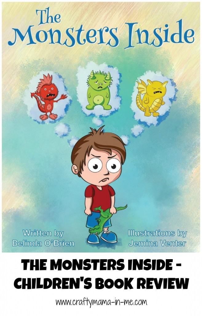 The Monsters Inside - Children's Book Review