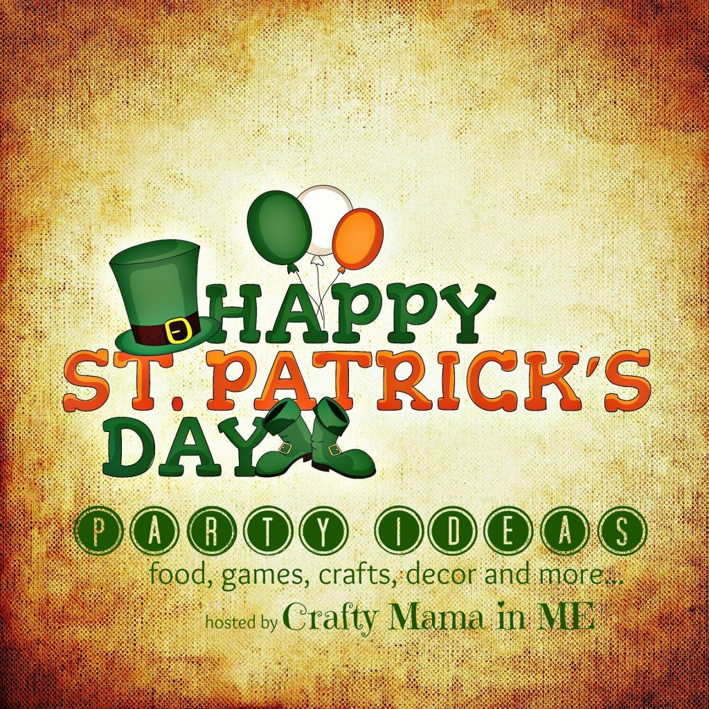 St Patrick's Day Party Ideas Blog Hop