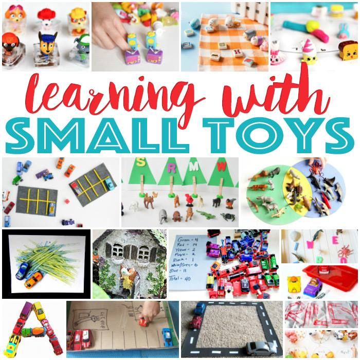 Learning with Small Toys