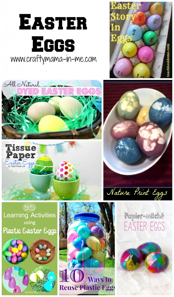 Festive and Eggstra-Special Easter Roundup