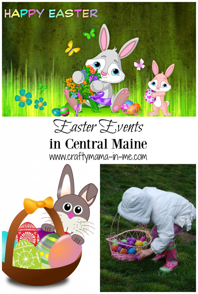 Easter Events in Central Maine