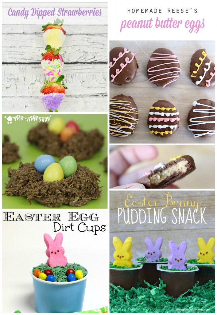 Top 10 Easter Themed Desserts