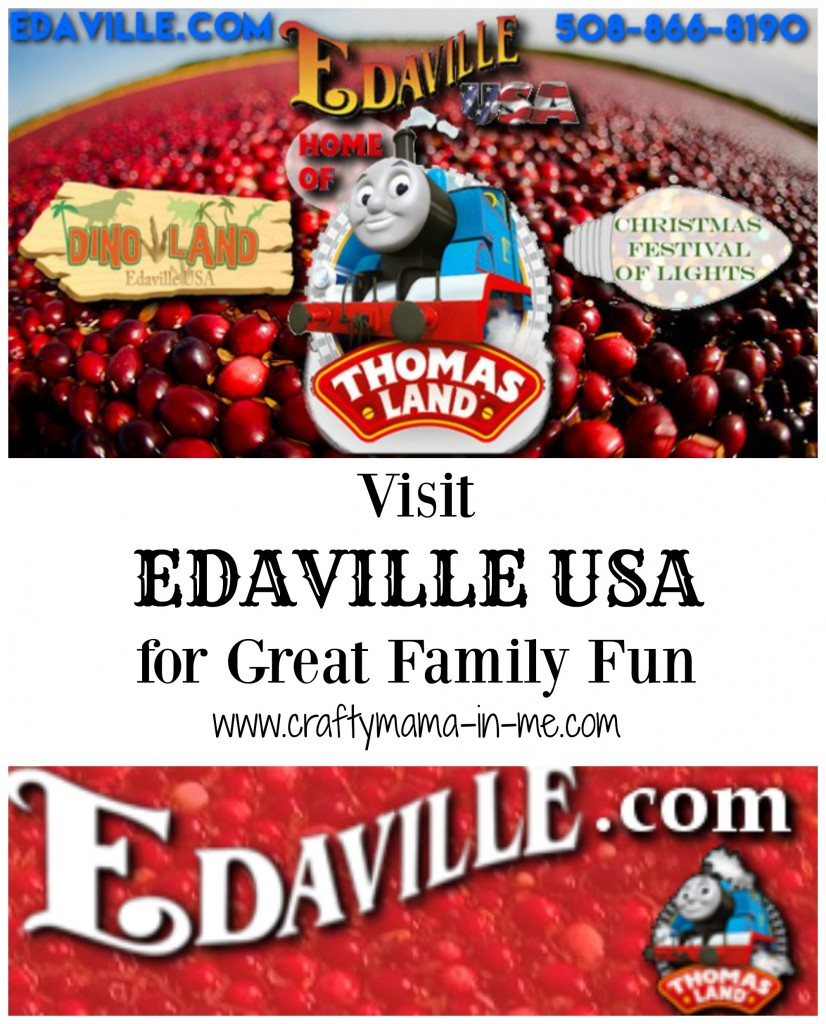 Visit Edaville USA for Great Family Fun
