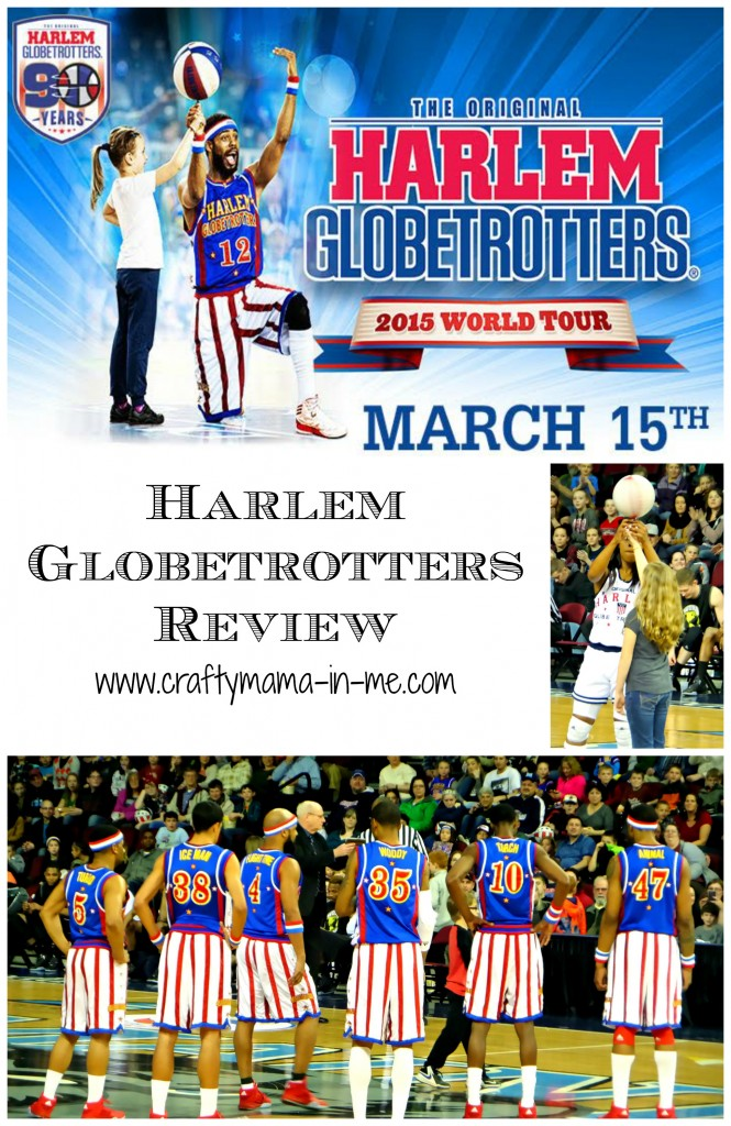 Review of the Harlem Globetrotters in Bangor