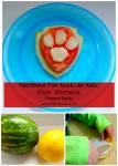 Nutritional Fun Snacks for Kids: Paw Patrol Themed Badge