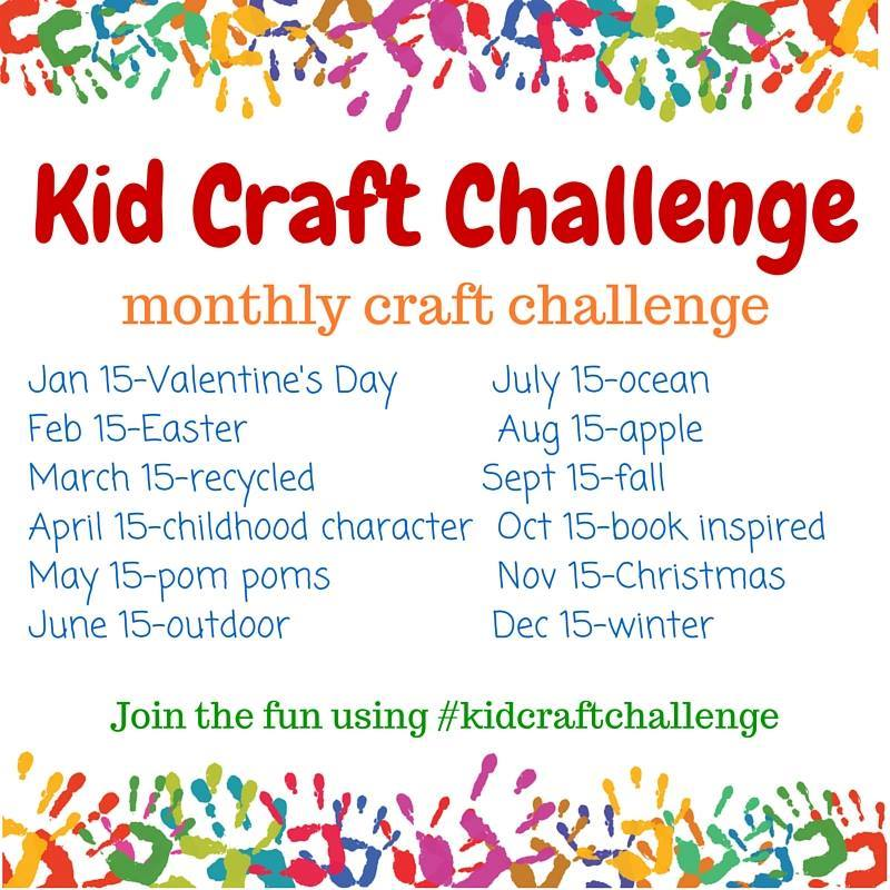 Kid Craft Challenge