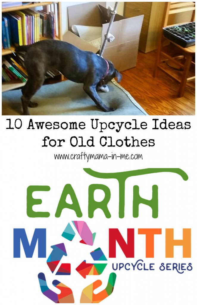 10 Awesome Upcycle Ideas for Old Clothes