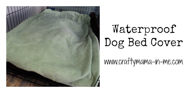 Waterproof Dog Bed Cover