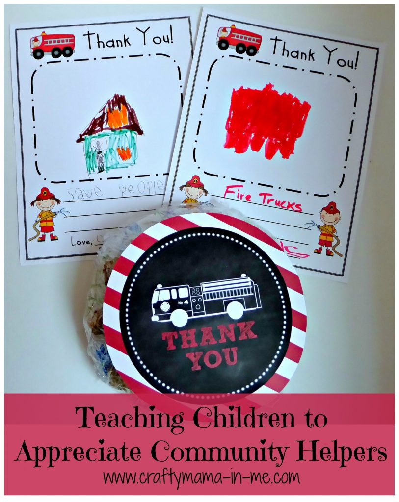 Teaching Children to Appreciate Community Helpers