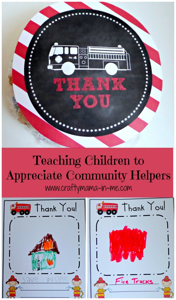 Teaching Children to Appreciate Community Helpers