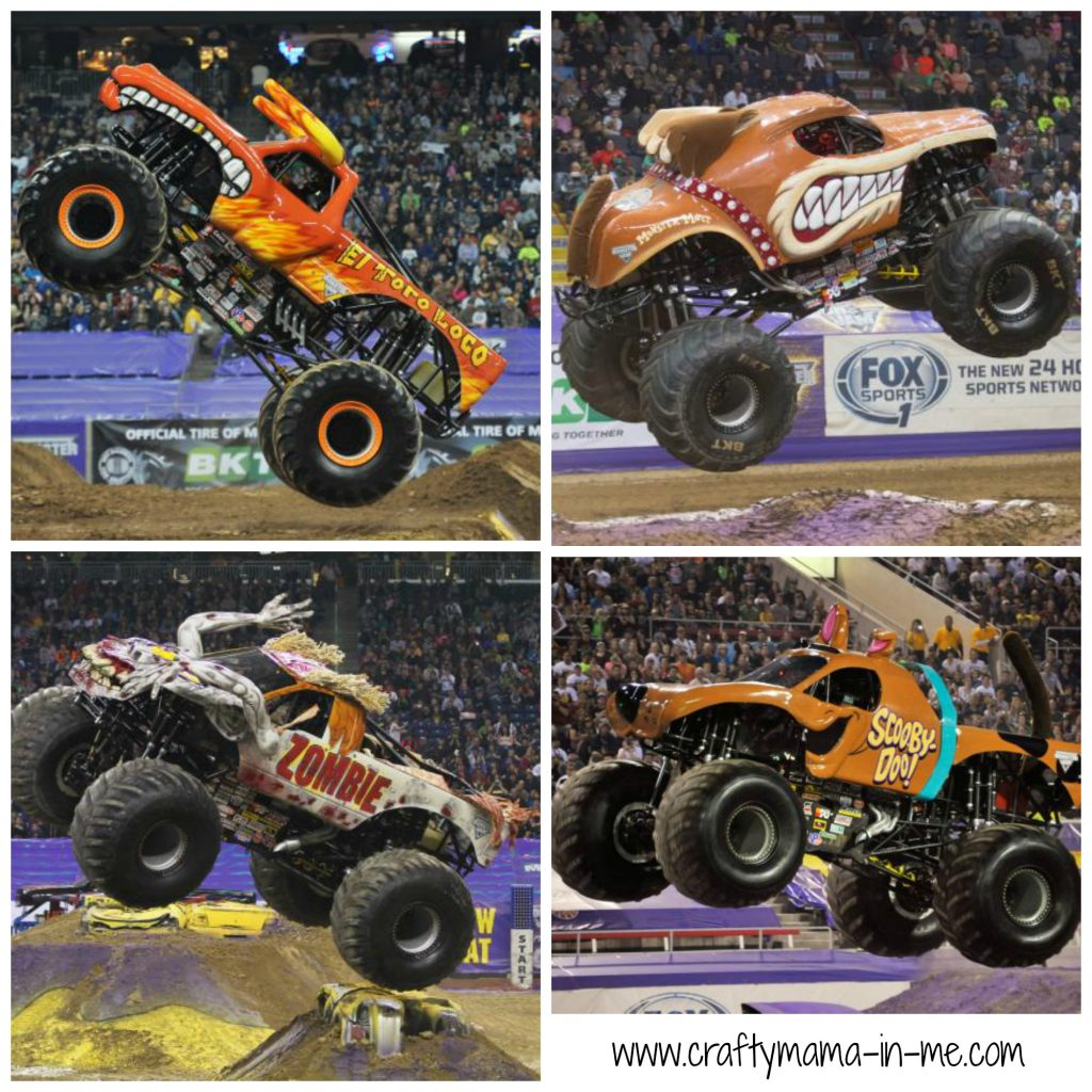 Monster Jam comes to Bangor, ME - Ticket Giveaway