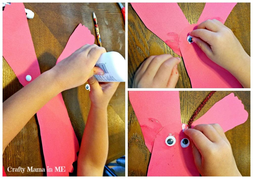 Cute and Easy Mommy & Me Lobster Footprint craft