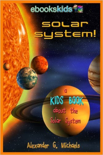 10 fun children 39 s books about space crafty mama in me for Solar for kids