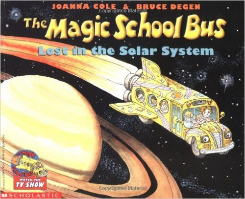 solar system books 3rd grade - photo #13