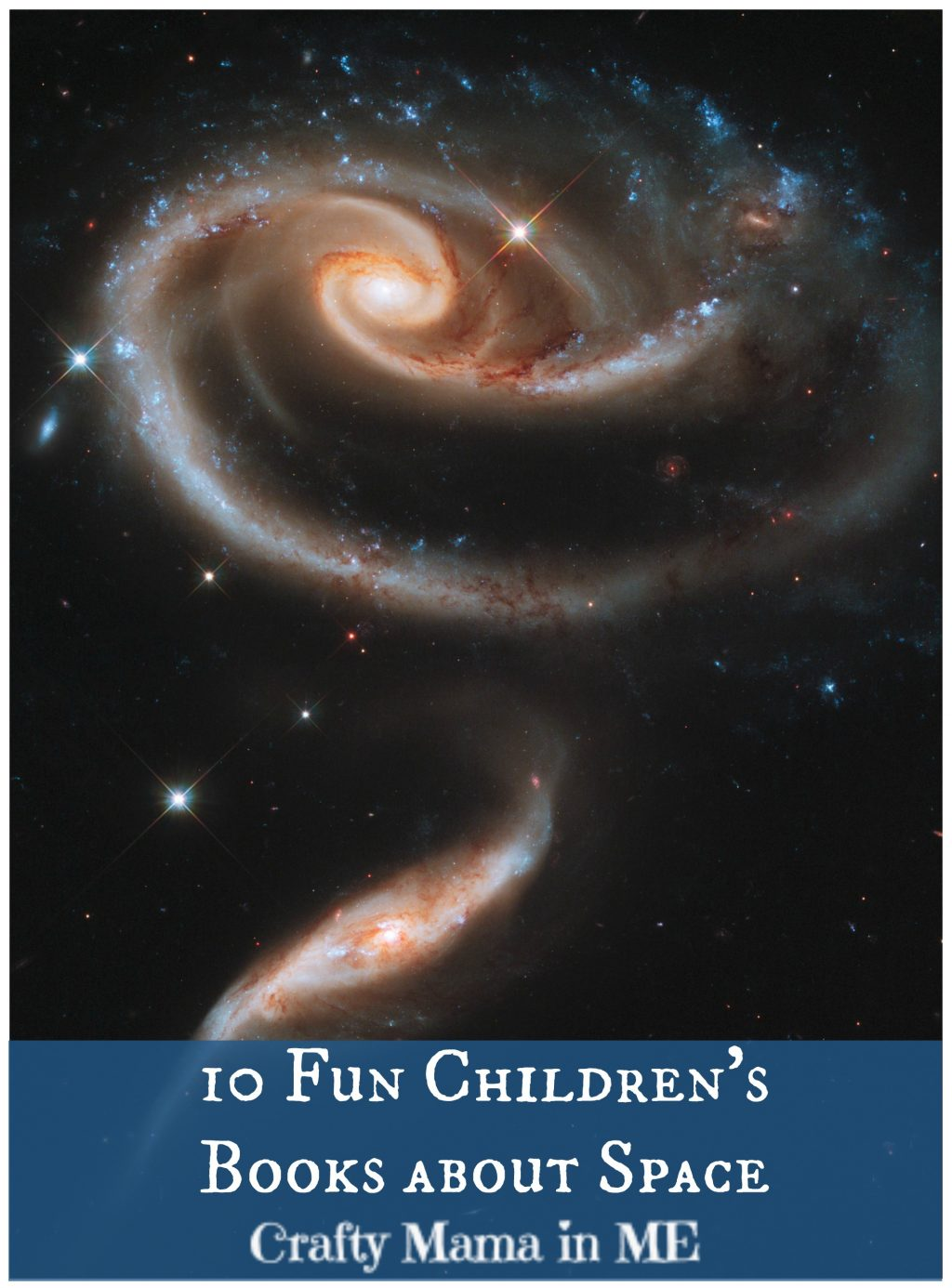 10 Fun Children's Books about Space