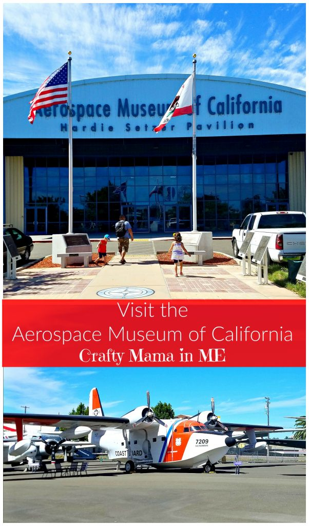 Visit the Aerospace Museum of California