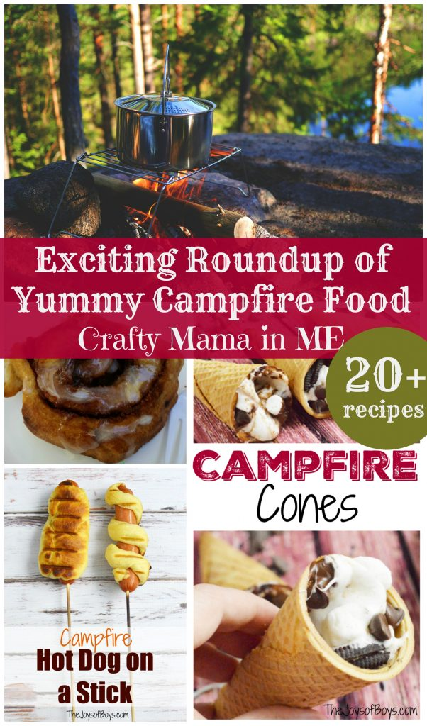 Exciting Roundup of Yummy Campfire Recipes