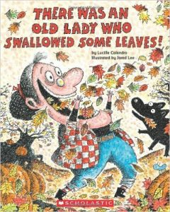 Festive Fall Children's Books about Leaves