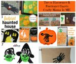 Top 10 Halloween Handprint and Footprint Crafts