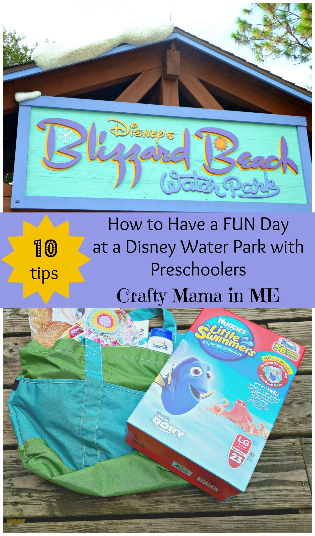 How to Have a Fun Day at a Disney Water Park with Preschoolers